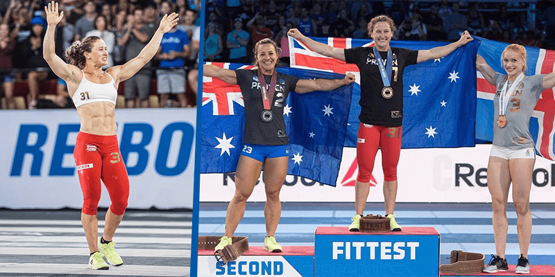 Interview with Tia-Clair Toomey: A Year in The Life of The CrossFit Games Champion