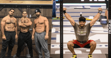 Jason Khalipa, Rich Froning, Mat Fraser training together