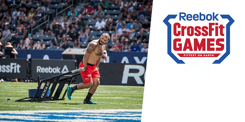 All Dates For The 2018 CrossFit Games Season