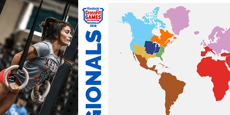 BREAKING NEWS – All Official Changes to The 2018 CrossFit Regionals!