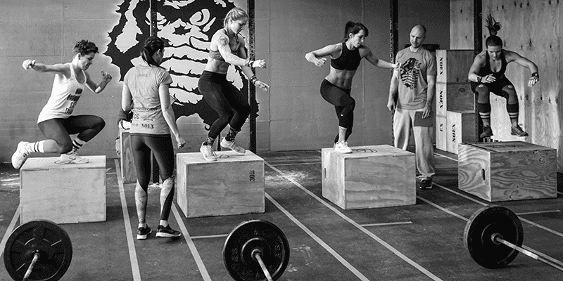 5 Problems That Every Female Crossfitter Faces