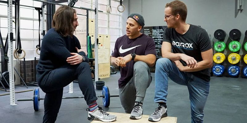 the best attitude 6af56 86809 Our team talking with Jonne Koski about his first impressions of the Nike  Metcon DSX Flyknit 2 today.