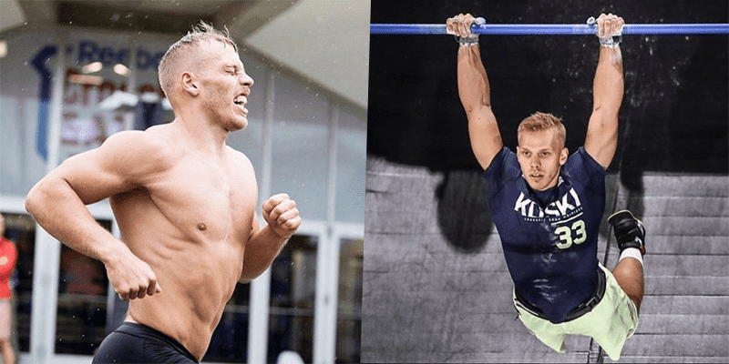 Brutal WOD from Jonne Koski to Mark Finland's 100 Year Birthday!