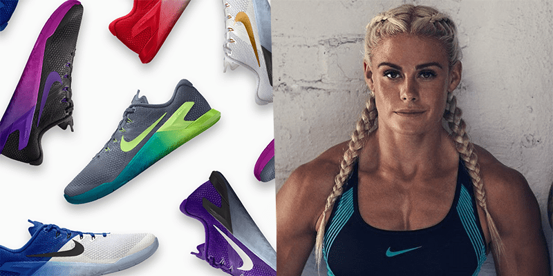 The Brand New Nike Metcon 4iD – Designed by You