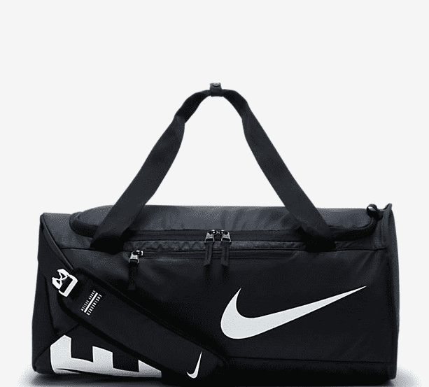 NIKE ALPHA ADAPT CROSS BODY DUFFEL BAG (