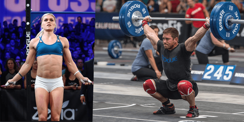 Body-Positioning Tips for Improving Your Double Unders from Dan Bailey