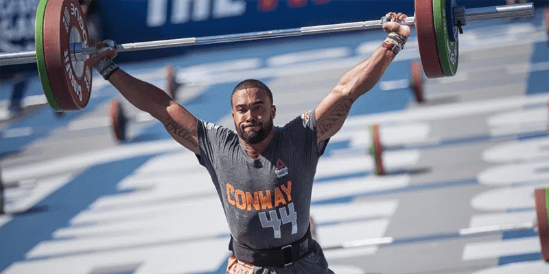 Champions Corner – Interview with CrossFit Games Winner Adrian Conway