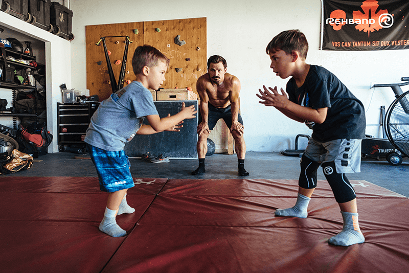 Why Strength Training and CrossFit® are Good for Children