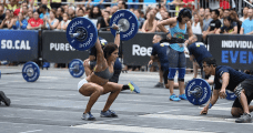 Overhead-Squat-Lauren Fisher