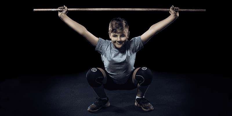 Rehband Weightlifting Child