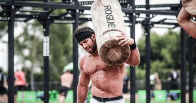 Rich-Froning-Log heart rate