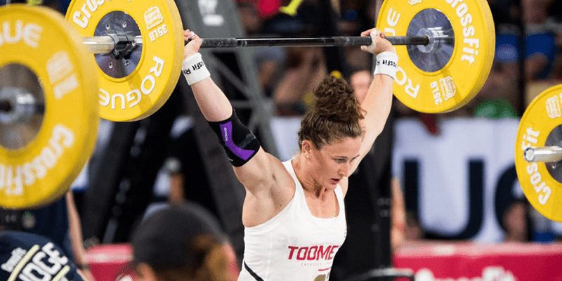 BREAKING NEWS – Tia-Clair Toomey Wins the CrossFit Pacific Regional, Sets New WR in Final Event!