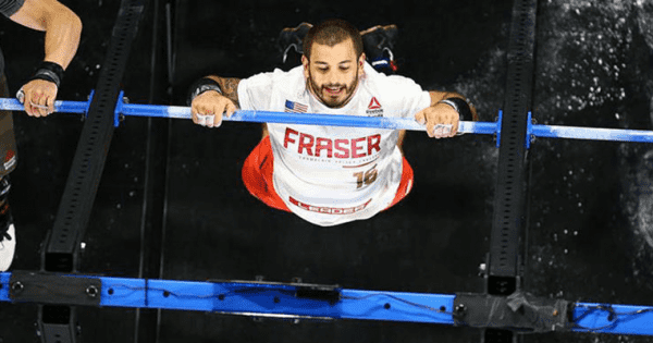 Mat Fraser Takes 2 Event Wins So Far in Central Regional!