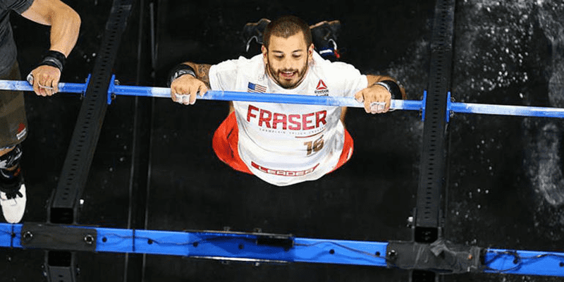 Mat Fraser Wins CrossFit Open Workout 19.5 Live Announcement!
