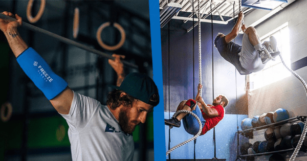 Freeze Sleeve Joins BOXROX as New Partner to Help Athletes Recover Quicker