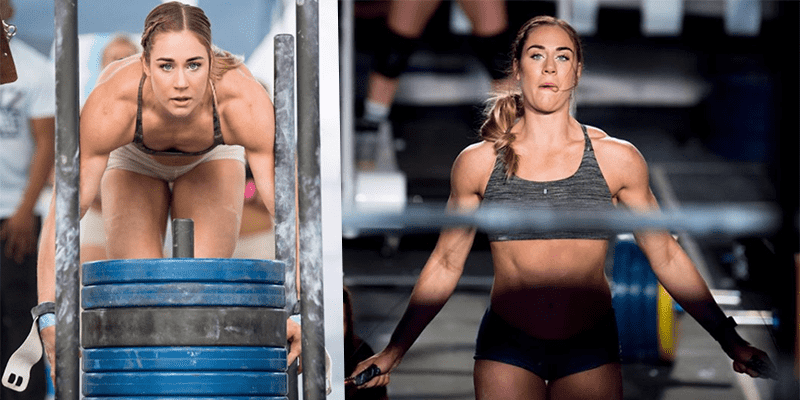 Helpful Double Under Tip for Girls from Brooke Wells
