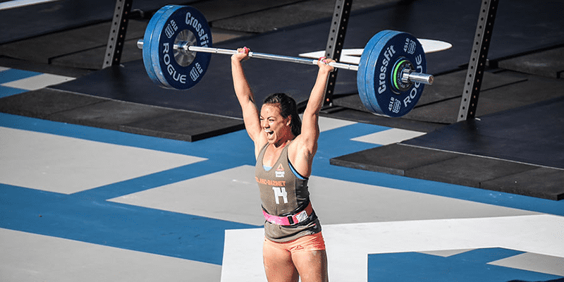Camille-leblanc-crossfit-barbell-workouts