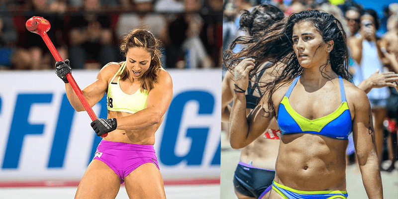 30 amazing crossfit girls to inspire you boxrox
