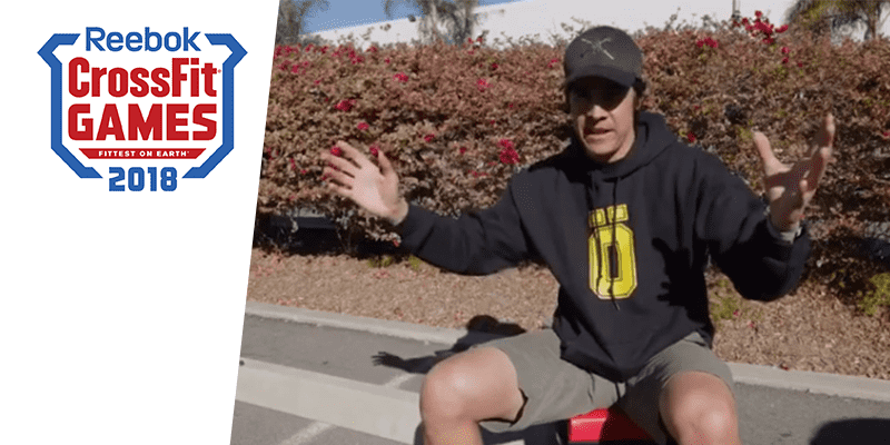 5d0fa288be6 CROSSFIT NEWS – Scary Message from Dave Castro for EVERY Athlete Competing  in the 2018 Open