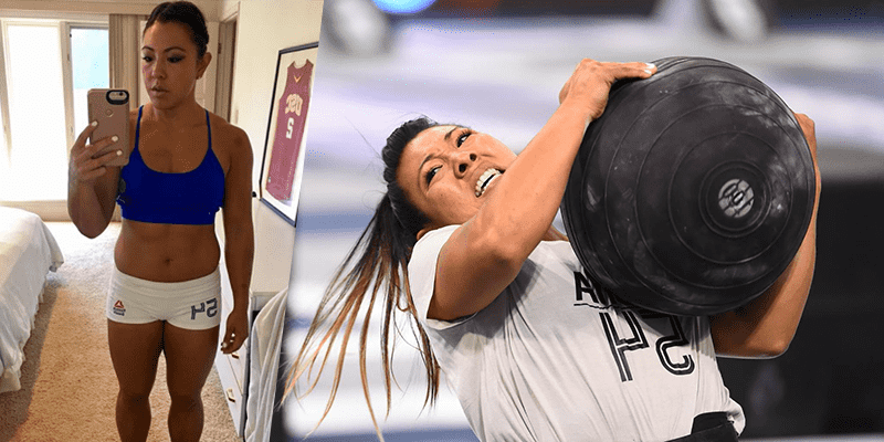 Jamie Hagiya Talks Openly about Female Body Image in Crossfit