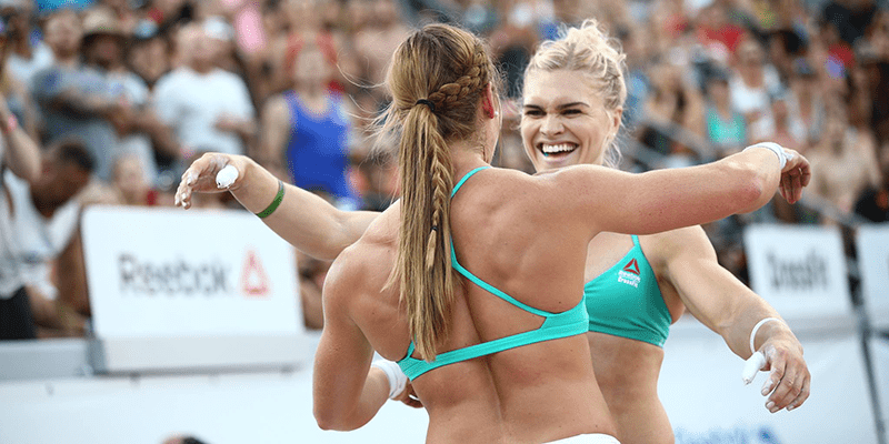 Crossfit Chicks – The Paradox