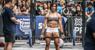 Lauren-Fisher CrossFit Open Workout 19.3