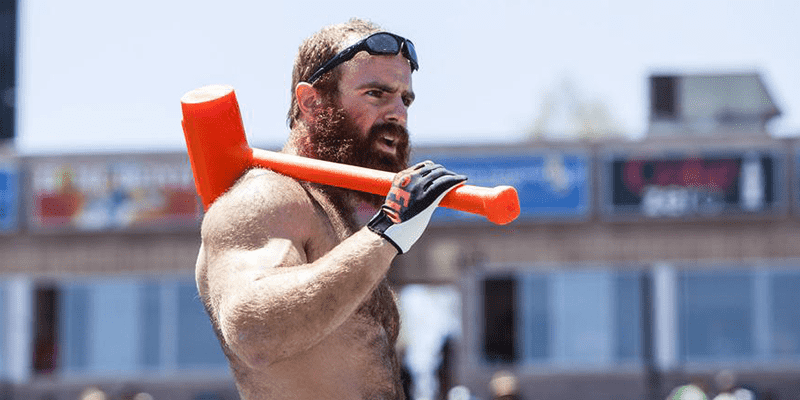Lucas Parker Will Not Compete in The Open or 2018 CrossFit Games Season