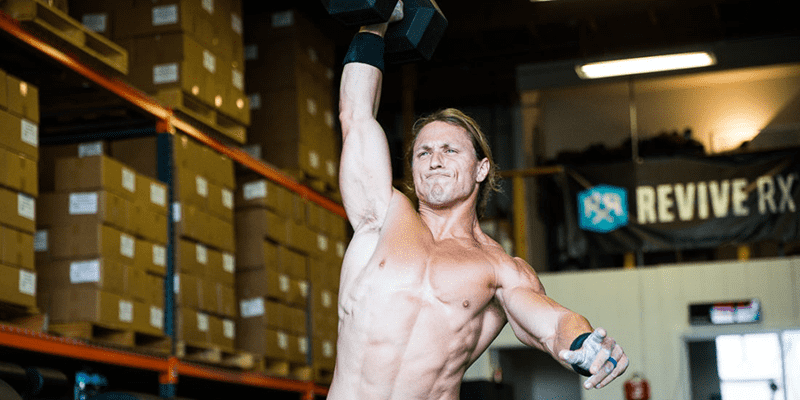 7 Kettlebell & Dumbbell Shoulder Exercises to Build Strength, Muscle & Power