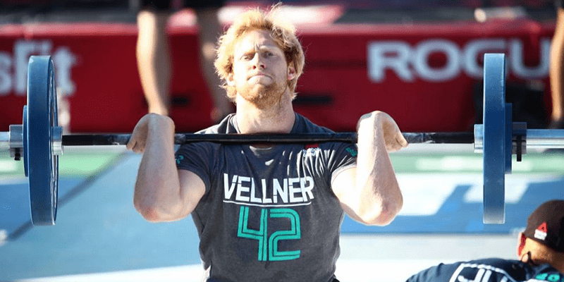 CrossFit Open Workout 18.2 Live Announcement – Patrick Vellner