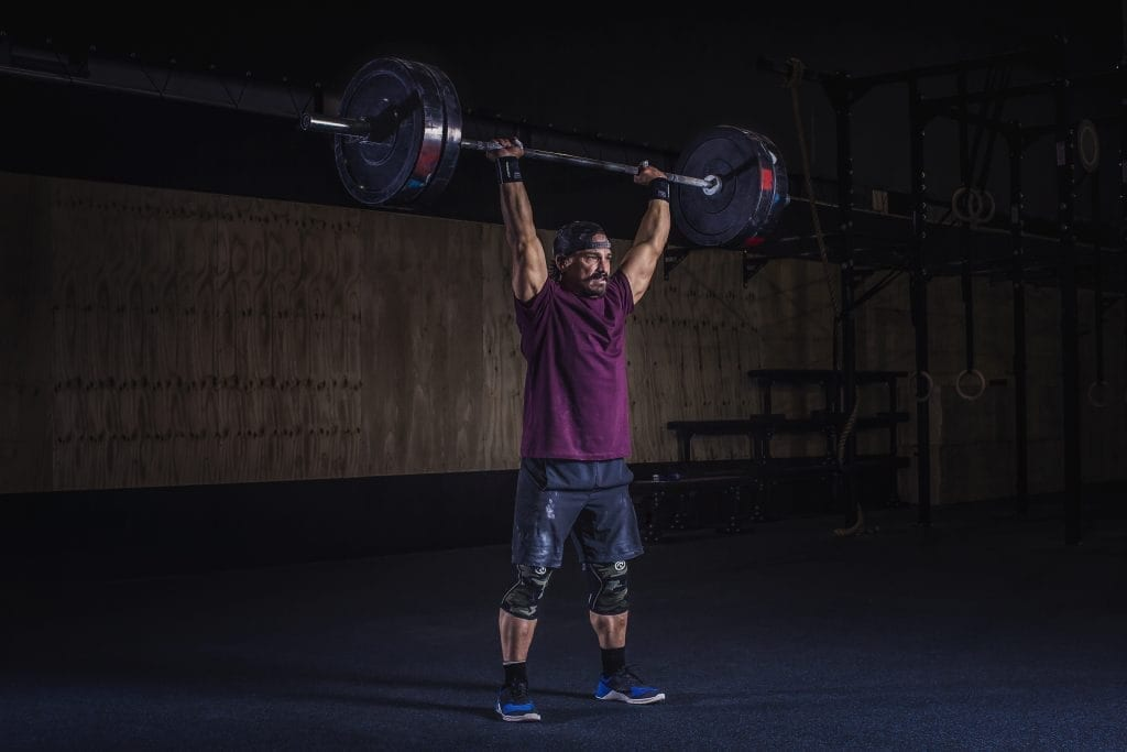 Carry Yourself – 7 Tough Upper Body Workouts from Josh Bridges