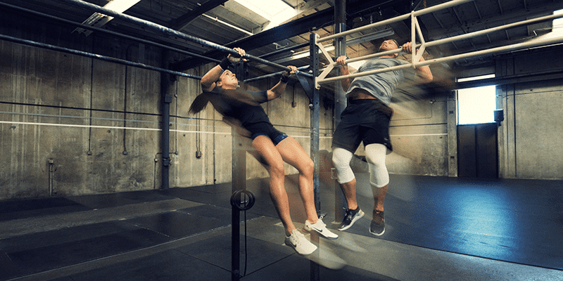 10 Hard-Hitting Partner Workouts for Power Couples
