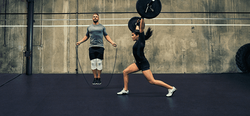 10 Hard-Hitting Partner Workouts for Power Couples   BOXROX