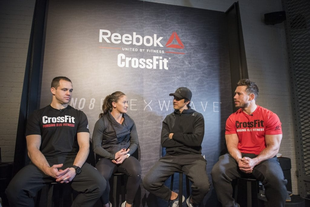 Reebok Athletes