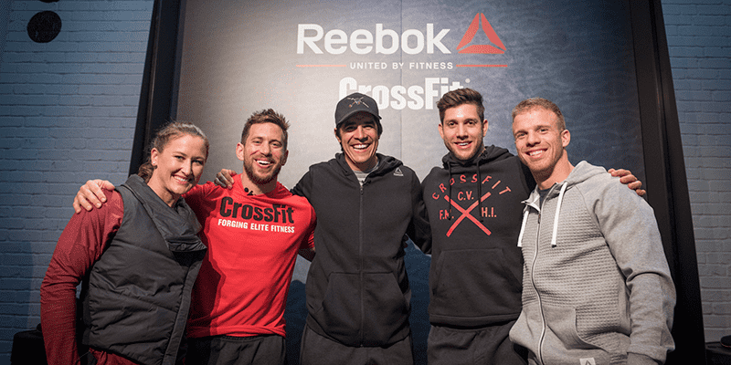 Reebok-Launch