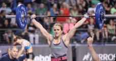 Regan-Huckaby Crossfit fail