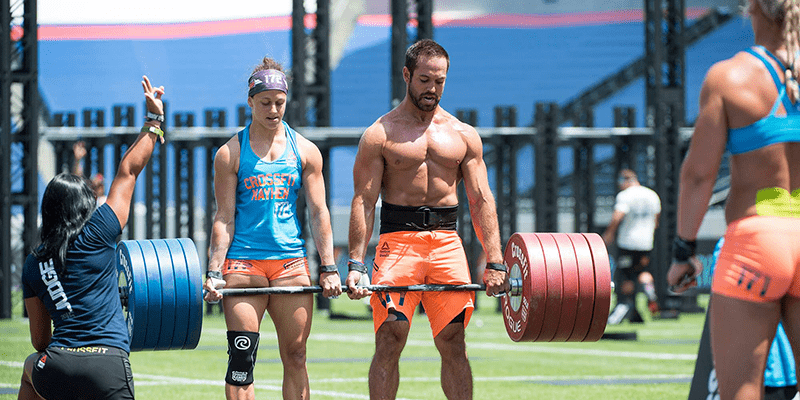 Punishing Deadlift Workouts for CrossFit Athletes that Love Challenges