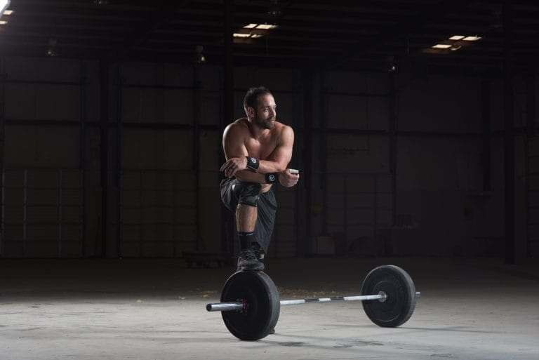 Rich Froning Lifting