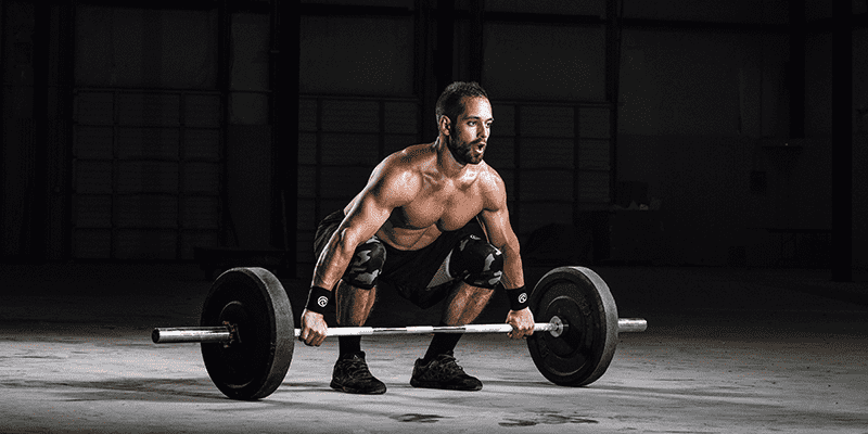 Rehband's Olympic Weightlifting Guide to The First Pull in The Snatch