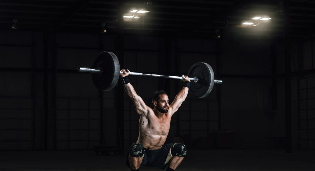 Rich Froning Snatching