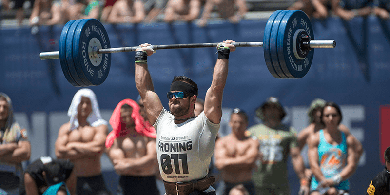 20 Lessons from Rich Froning to Help you become a better CrossFit Athlete