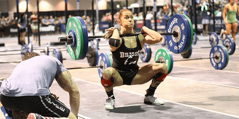 CrossFit Games Women 35-39 Division Day 1