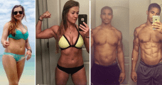 Shed Fat Body Transformations