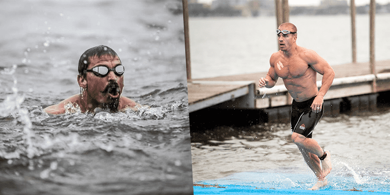 8 Fat Burning Swimming Workouts for Crossfitters