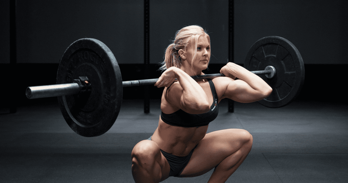 Brooke Ence's CrossFit Open Workout 18.2 Strategy and Tips