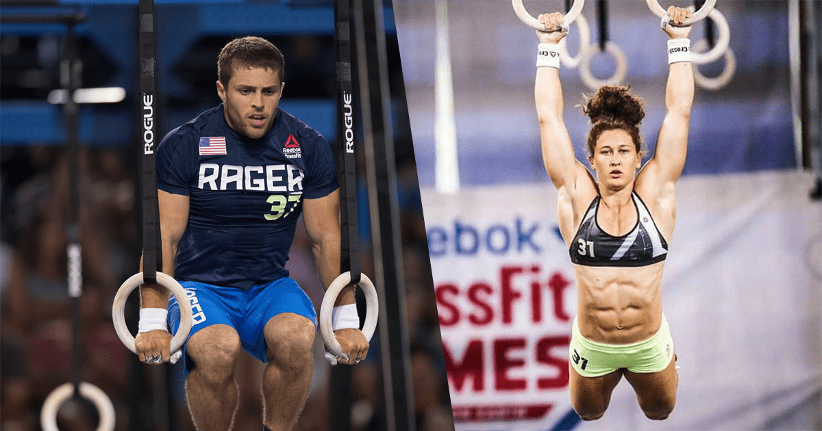 Tia-Clair Toomey and Dakota Rager Win CrossFit Open Workout 18.3!