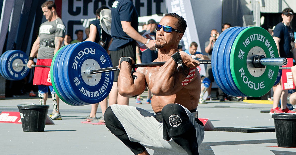 CrossFit Open Workout 18.3 Live Announcement – Neal Maddox