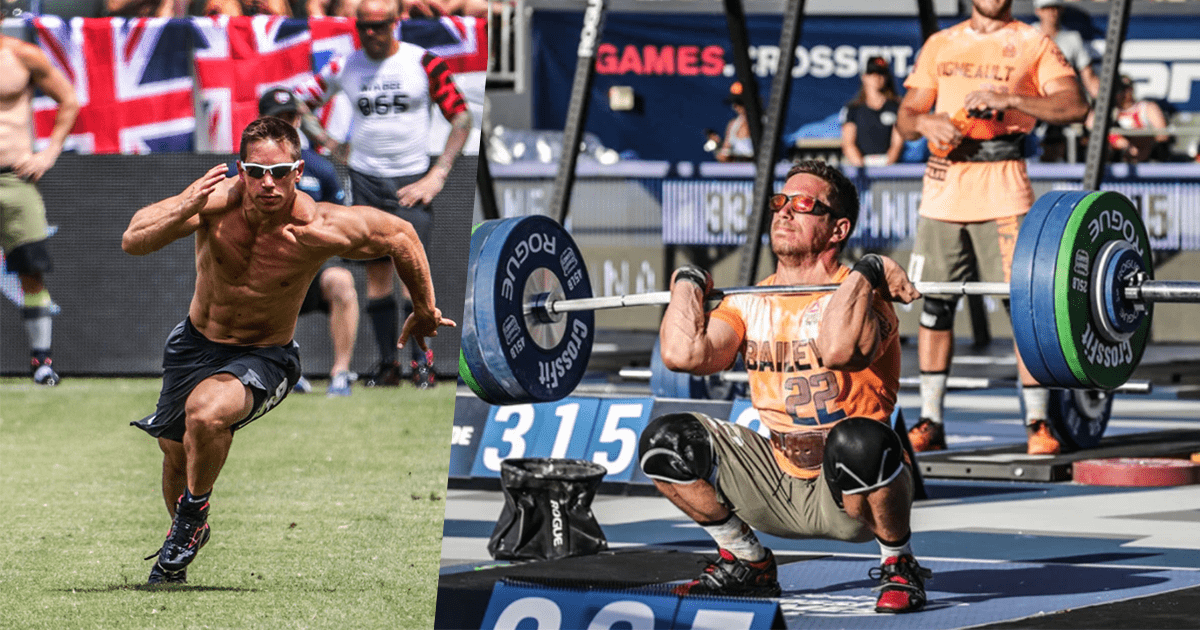 Dan Bailey is Out of The CrossFit Open and 2018 Games Season!