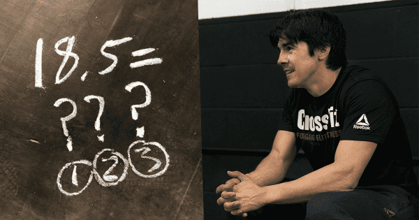 BREAKING CROSSFIT NEWS – You Can Vote for the CrossFit Open Workout 18.5 that YOU Want!