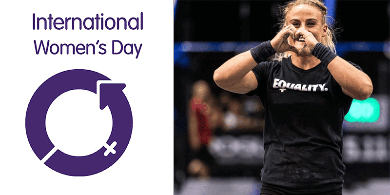 30 Amazing Female Crossfitters to Celebrate on International Women's Day