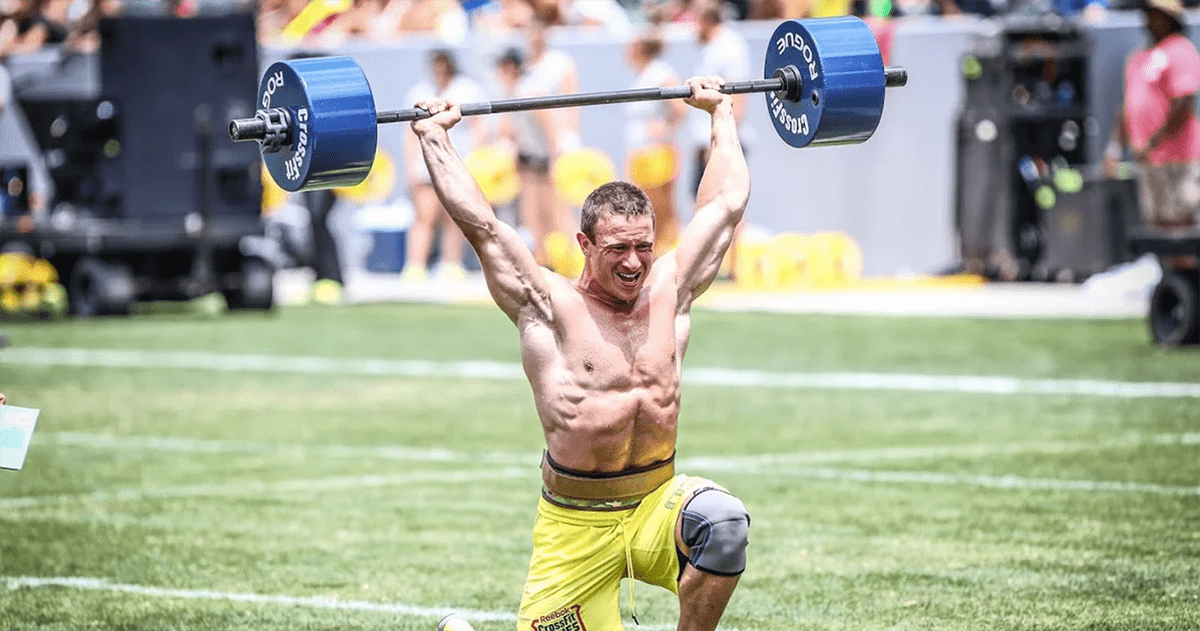 CrossFit Open Workout 18.3 Live Announcement – Kyle Kasperbauer
